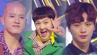 《Comeback Special》 BTOB - MOVIE @인기가요 Inkigayo 20170312