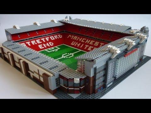 Premier League LEGO Stadiums 2018/19