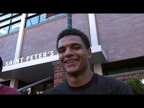 Minkah Fitzpatrick - St. Peter's Prep - Highlights/Interviews - Sports Stars of Tomorrow