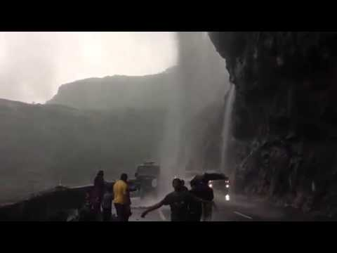 Heaven on earth - Charmadi Ghat Waterfall Bangalore Karnataka