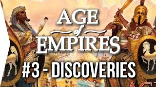 Age of Empires 1 ► #3 Egypt - Discoveries [HD Gameplay]