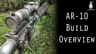 Building an AR10 from Scratch