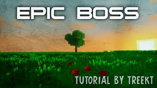 Jak używać i wgrać plugin EpicBoss na serwerze Minecraft (Bukkit)
