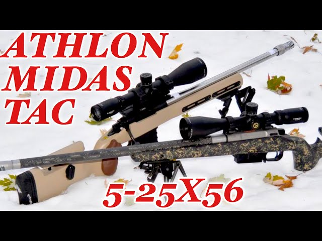 Athlon Midas Tac 5-25x56