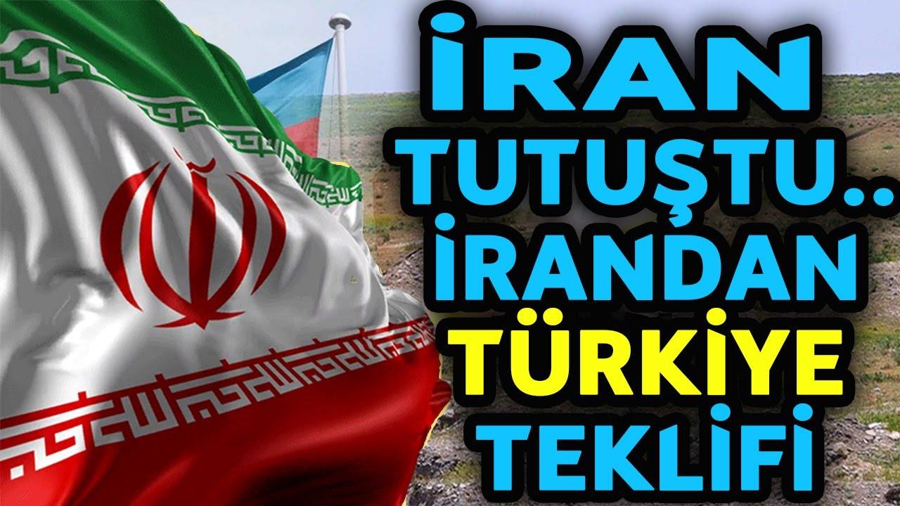 İRAN'DA Kİ TÜRKLER AYAKLANINCA, İRAN PANİKLEDİ..TÜRKİYE'YE TEKLİF..!