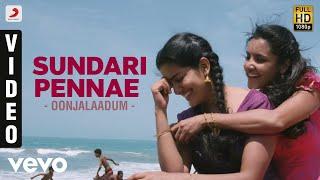 Oru Oorula Rendu Raja - Sundari Pennae Video | Vimal, Priya Anand | D. Imman