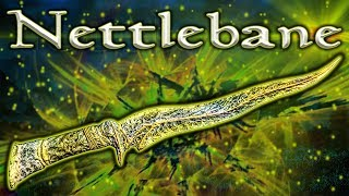 Skyrim SE - Nettlebane - Unique Weapon Guide