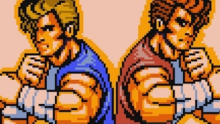 Double Dragon IV (PC) Playthrough - NintendoComplete
