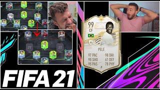 MIRZA JAHIC zieht Pelé Moments   FIFABIO97 hat komischen Bug   FIFA 21 Highlights Deutsch