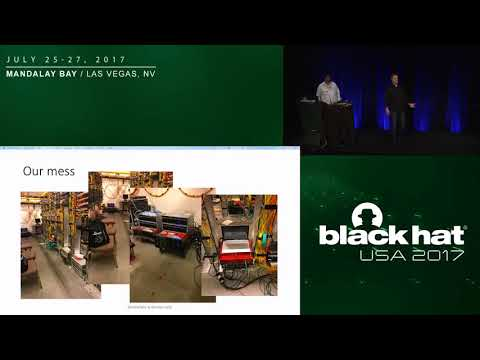 Black Hat USA 2017 Behind the Plexiglass Curtain  Stats and Stories from the Black Hat NOC