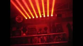 Светодиодная светомузыка BEAM BAR 8 LED,  8Х12W RGBW