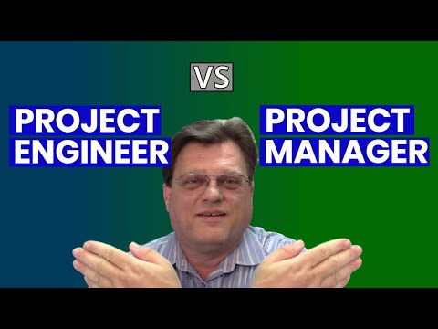 Project Engineer vs Project Manager - Engineering Online PDH Courses