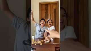 Balloon cup challenge 😹🤣 | Minshas world