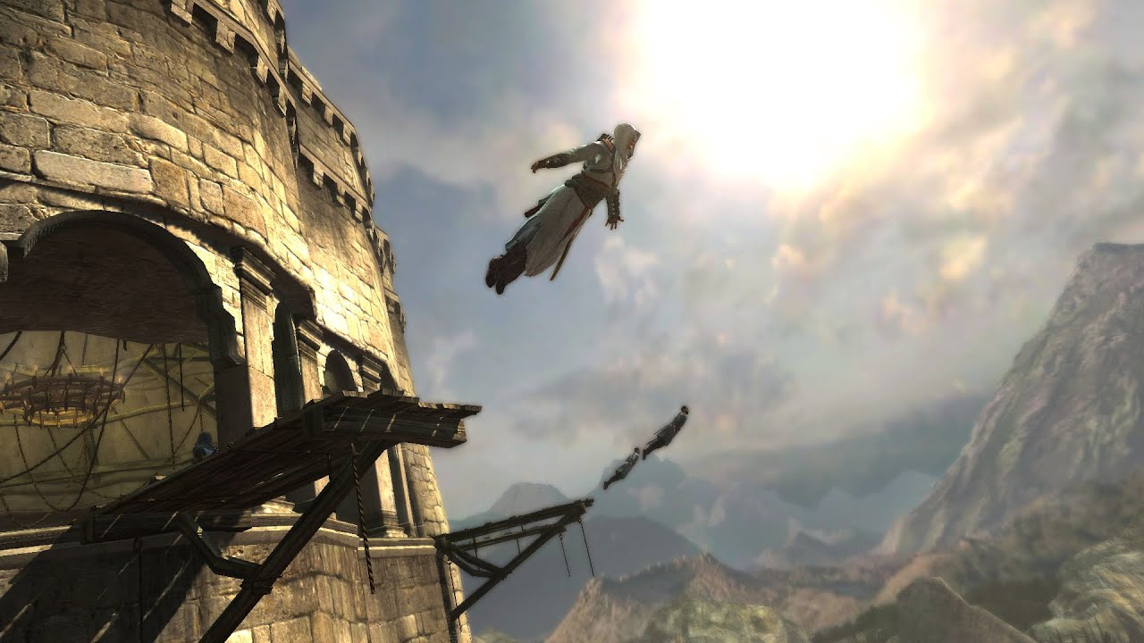 Assassin's Creed Leap of Faith - San Diego Comic-Con 2015 ...