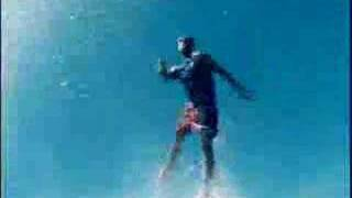 Pepsi Football Commercial - Surfing with the footballers.