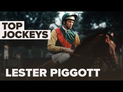 LESTER PIGGOTT: THREE BEST RIDES BY THE GREATEST JOCKEY OF ALL TIME