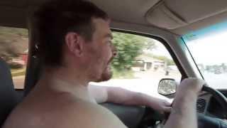 DETROIT - MATTHEW LOFLIN DAVIS - Driving to the Packard Plant