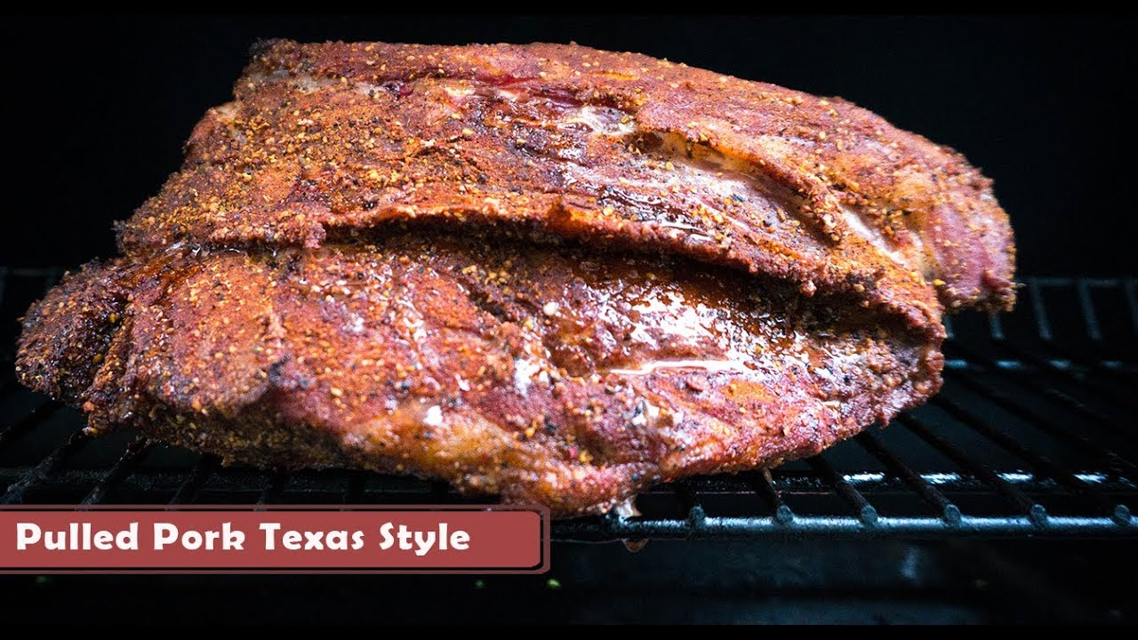 Pulled Pork Texas Style Gasgrill : Rezept pulled pork texas style daughter and dad s sizzlezone