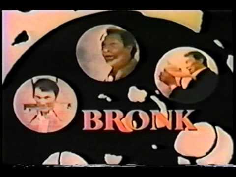 BRONK  credits CBS crime drama