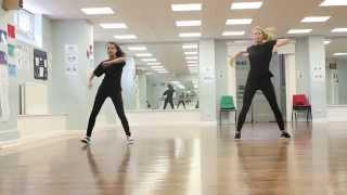 Stormzy - Know Me From Choreography