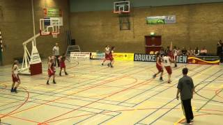 Bridge Towers vs  Barons Breda
