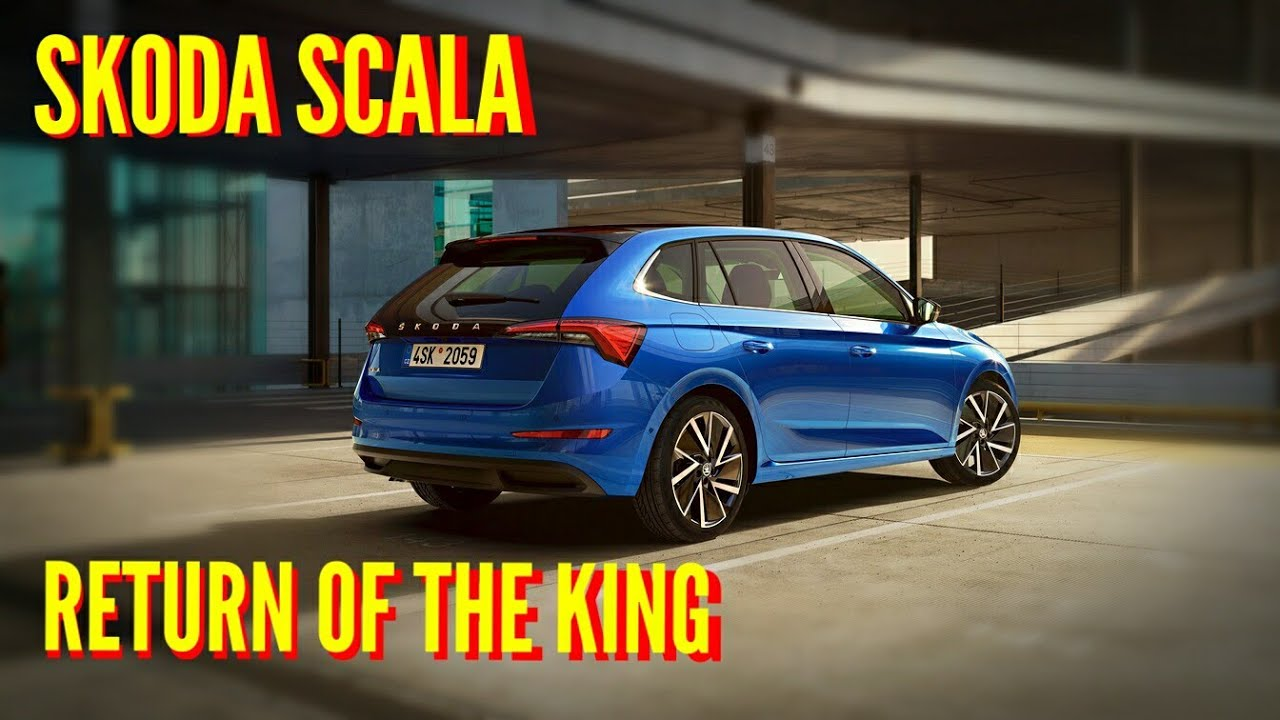 Skoda Scala 2019 Launched Upcoming Cars In India 2019 Youtube
