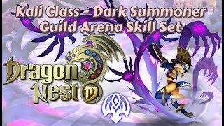 Dragon Nest M - SEA - Guild Arena 5v6- Villains Guild - Kali Class - Dark Summoner -MacyRah
