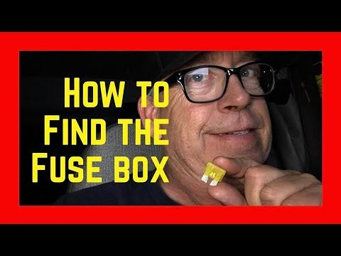 how to find the fuse box in a 2013 kenworth t660