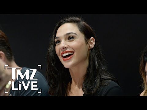 Gal Gadot: It Isn't About The Money | TMZ Live