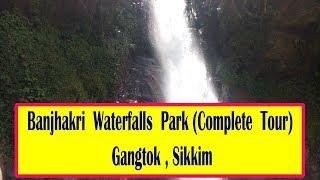 Banjhakri Waterfalls park (Complete Tour)    Gangtok    Sikkim    India