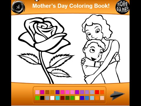 best mom coloring pages for kids best mom coloring pages youtube
