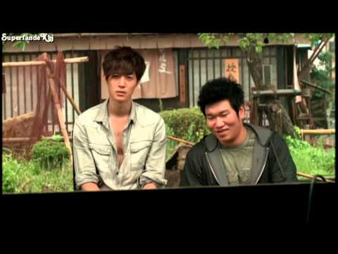 Kim Hyun Joong ~ City Conquest Making Film ~ Scene2 [DVD1]