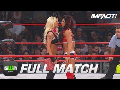 Angelina Love vs Tara: FULL MATCH (TNA Slammiversary 2009) | IMPACT Wrestling Full Matches