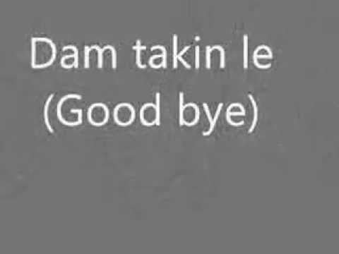 how to say goodbye in thailand language