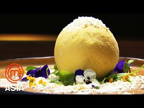 Leong Wins The MasterChef Finale With A Mango Snowball! | MasterChef Asia | MasterChef World