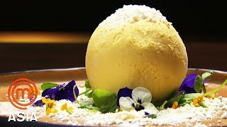 Leong Wins The MasterChef Finale With A Mango Snowball  MasterChef Asia  MasterChef World