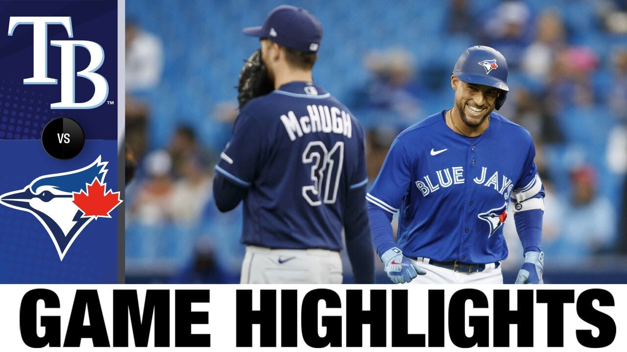 Download Rays vs. Blue Jays Game Highlights (9/13/21) | MLB Highlights