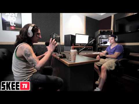 "Interview: Mickey Avalon talks new album ""Loaded"" with DJ Skee"