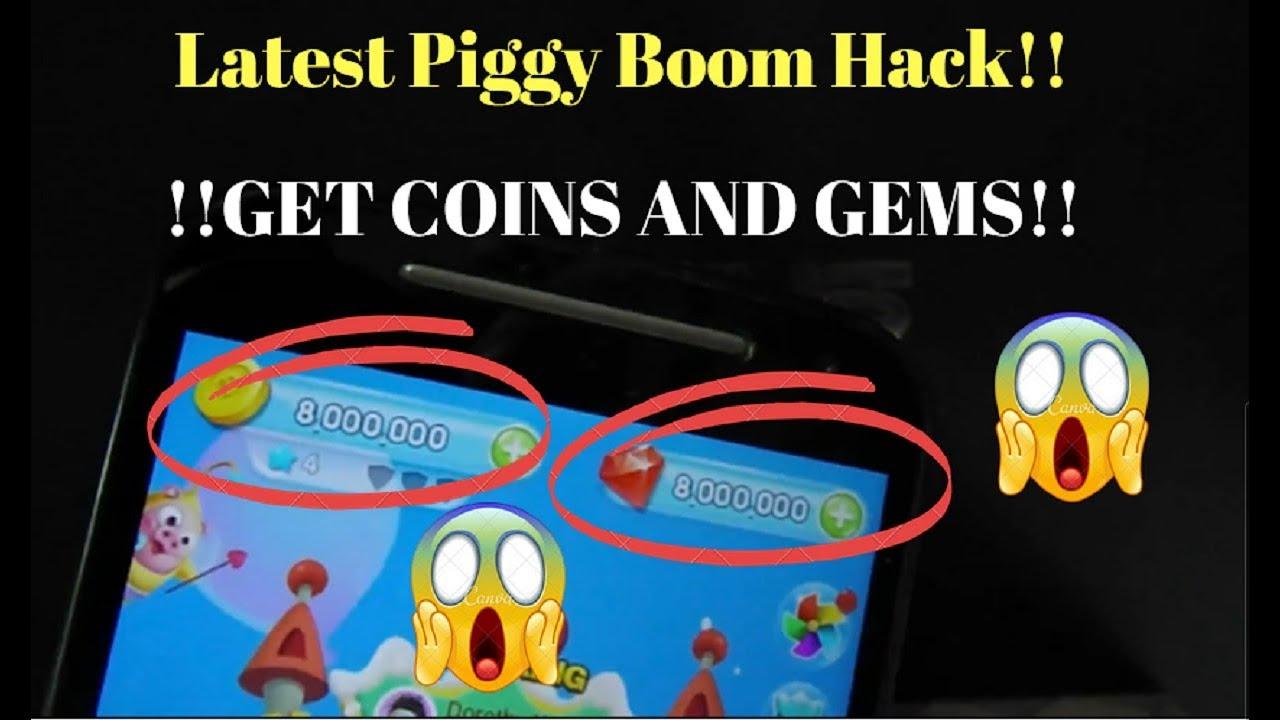 piggy boom hack tool apk