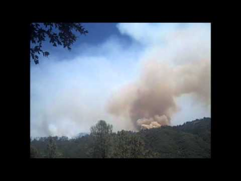 Smoke from Mariposa County fire makes for hazy days and electric outages in ...