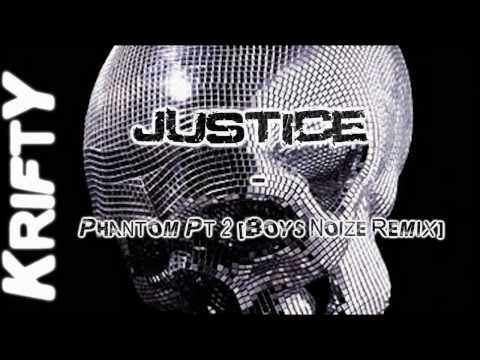 Justice - Phantom Pt II  (Boys Noize Remix) [HD]. *Must Watch*