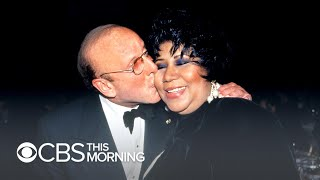 Music mogul Clive Davis reflects on his friendship with Aretha Franklin