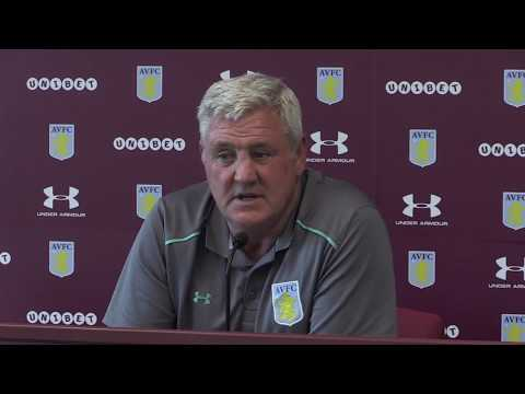 Steve Bruce discusses Aston Villa's upcoming Championship play-off final
