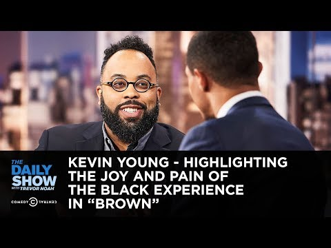 """Kevin Young – Highlighting the Joy and Pain of the Black Experience in """"Brown"""" 