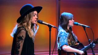 First Aid Kit My Silver Lining Andrew Marr Show 2015