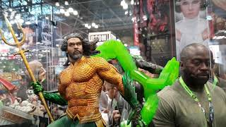 Sideshow Collectibles booth tour at NYCC 2018
