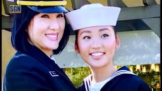 Gặp gỡ Thiếu Tá Hải Quân Hoa Kỳ người Mỹ gốc Việt - Diana Trần-Yu