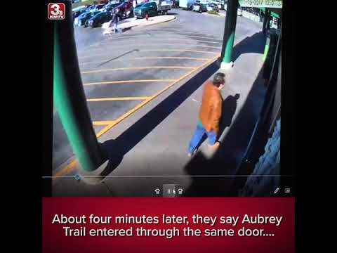 Aubrey Trail And Bailey Boswell Surveillance Montage