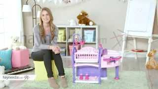 American Plastic Toys Deluxe Nursery - Product Review Video