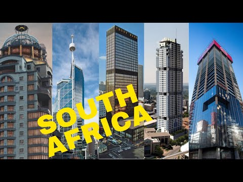Top 10 Tallest Buildings in South Africa